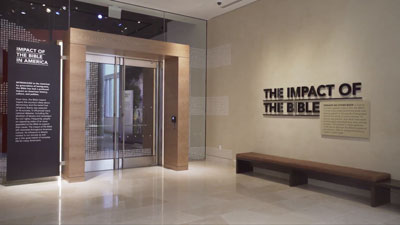 Impact of the Bible – 2nd Floor