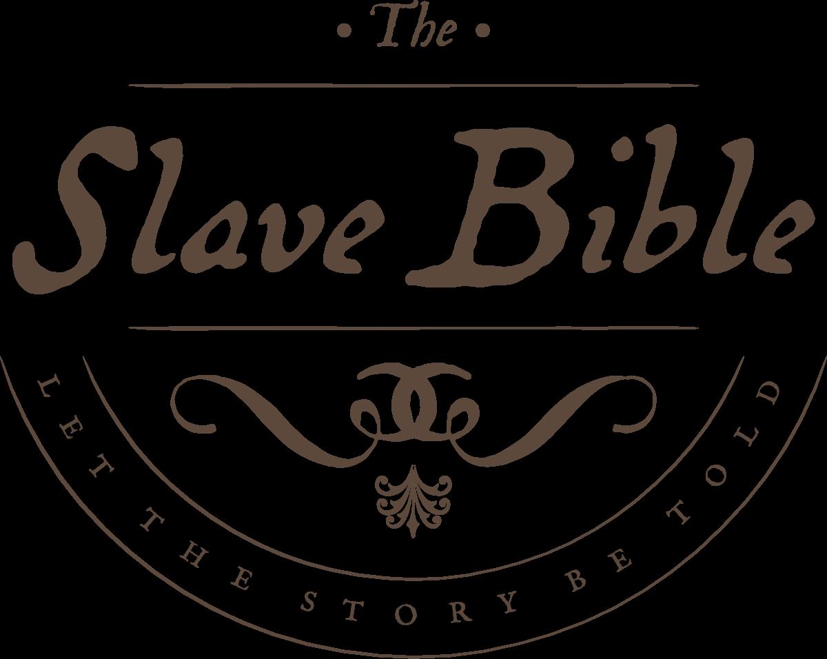 Slave Bible logo